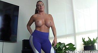 Do my yoga pants turn you on?