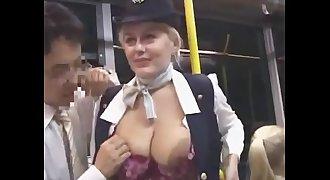 Big hooters Milf get a handjob in fantasy bus - Pt2 On HDMilfCam.com