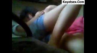 Pinay pinsan niyaya at kinantot sa kasera (new)