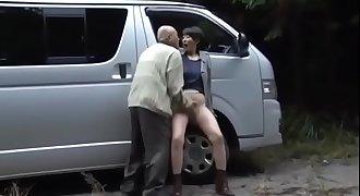 Asian Japanese MILF Outskirts Sex - Part2 On HDMilfCam.com
